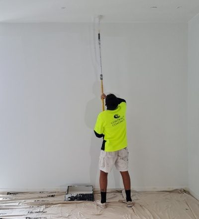 painter from contract coatings auckland
