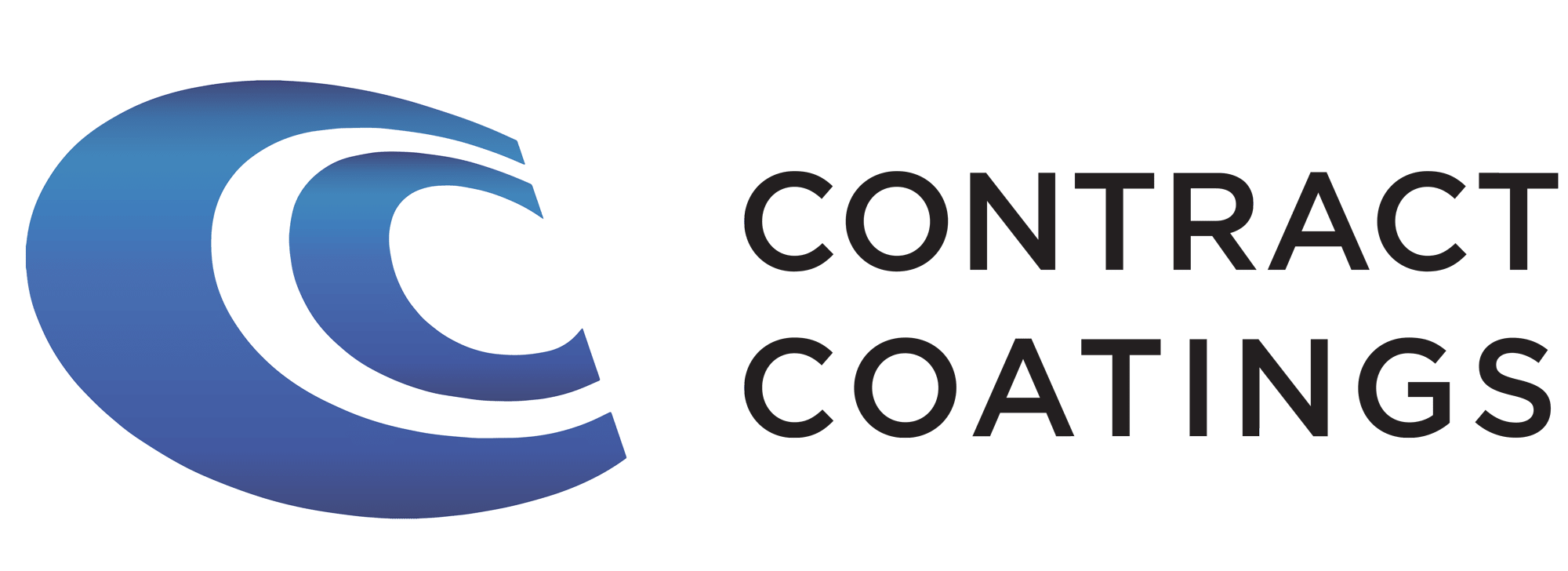 contract coatings painters logo